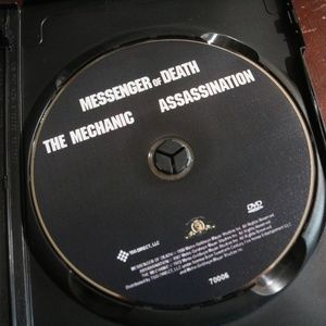 Other - Assassination/Messenger of Death DVD Blank Case